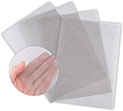 4PACK Stainless Steel Woven Wire Mesh Never Rust, Air Vent Mesh 11.8