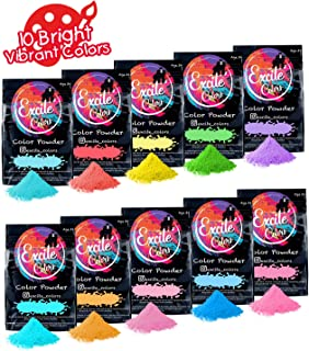 color powder for clothes
