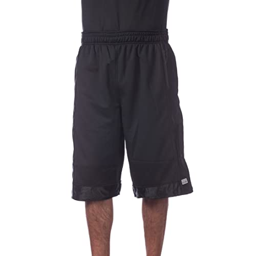 57703ccfc87 Pro Club Men's Heavyweight Mesh Basketball Shorts