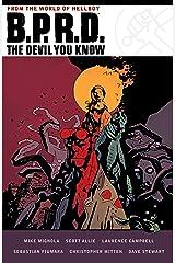 B.P.R.D. The Devil You Know Omnibus Kindle Edition
