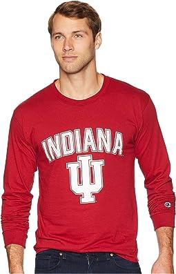 Indiana Hoosiers Long Sleeve Jersey Tee