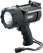 DRAPER EXPERT 51751 1 W Cree LED waterdichte zaklamp, blauw, 51754