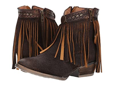 Corral Boots Q5010 (Brown) Cowboy Boots