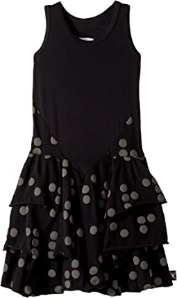 Nununu - Braille Layered Dress (Little Kids/Big Kids)