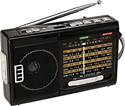 Best qfx radio with usb and flashlight Reviews