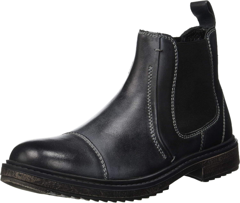 Lumberjack  Men's Theo Chelsea Boots