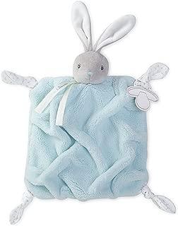 Kaloo Plume Aqua Rabbit Doudou Comforter
