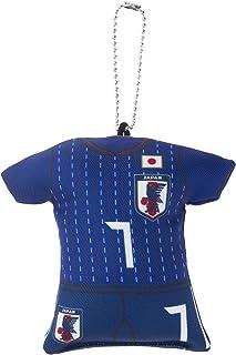 日本サッカー協会(JFA) ユニフォーム クッションチャーム ストラップ 柴崎岳 No.7 O-185