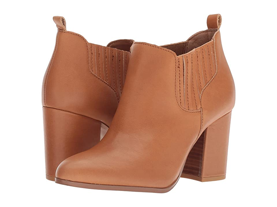 Kelsi Dagger Brooklyn West Ankle Bootie (Sienna) Women