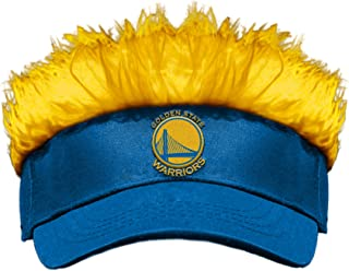 Officially Licensed NBA Flair Hair Visor, Multi Color, One Size