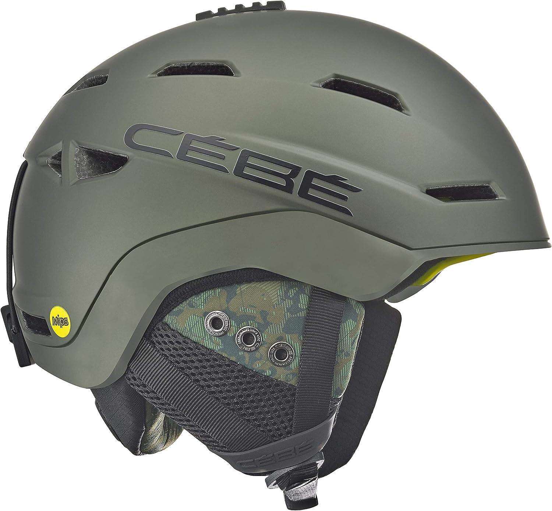 C/éb/é Venture MIPS Casco de Ski Black Adultos Unisex