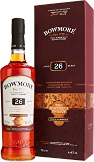 Bowmore 26 Jahre Oak Barrique Cask mit Geschenkverpackung Islay Single Malt 1 x 0.7 l