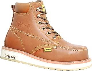 Guepardo Safety Footwear Model GH5STMIEL (Modern Work Boots)