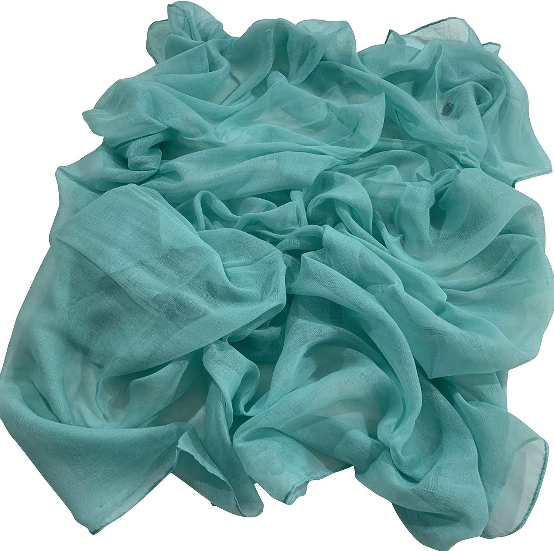 Large Size Fashion Voile Design Shawl Scarf Wrap Stole Throw Pashmina CJ Apparel NEW
