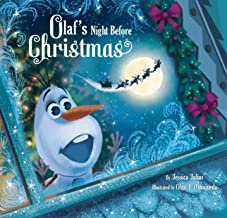 Frozen:  Olaf's Night Before Christmas (Disney Picture Book (ebook))