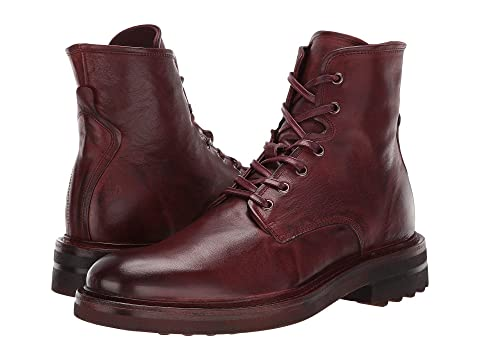 John Varvatos Collection Essex Lace Boot