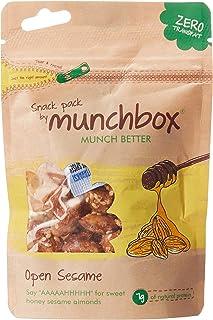 Munchbox Snack Pack Open Sesame, 45 g (Pack of 1)