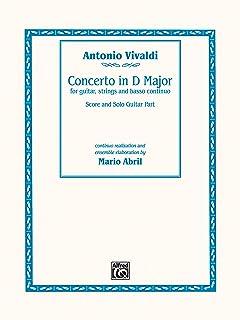 Concerto in D Major