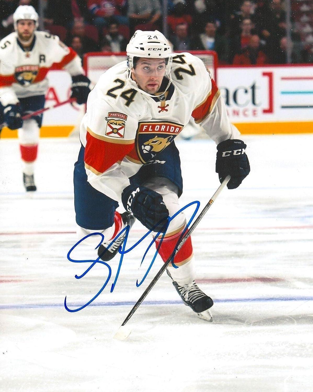 Autographed Seth Griffith Photo  8X10 COA  Autographed NHL Photos