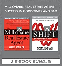 Millionaire Real Estate Agent - Success in Good Times and Bad (EBOOK BUNDLE) (English Edition)