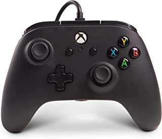 PowerA Enhanced Wired Controller for Xbox One Black