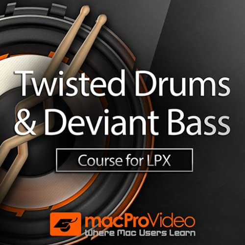Drum and Bass Course for Logic Pro by mPV
