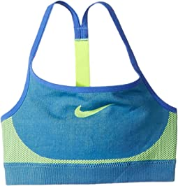 Nike Kids - Seamless Sports Bra (Little Kids/Big Kids)
