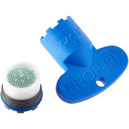 Delta Faucet Rp51345 Lahara Aerator One Size Blue Faucet Aerators And Adapters Amazon Com