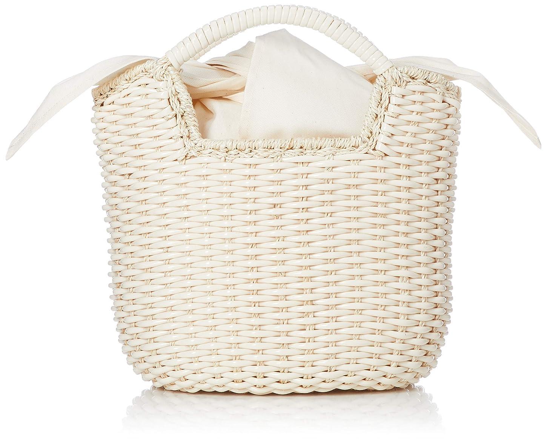 トレース裕福な母性[ヴィオラドーロ] チューブバスケットバッグS V-8234b