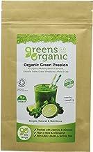 GOLDEN GREENS ORGANIC Organic Green Passion Powder 90g PACK OF 1 Estimated Price : £ 9,56