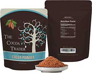 Sponsored Ad - Dutch Processed Brown Cocoa Powder - All Natural Alkalized Unsweetened Cocoa with Smooth Mellow Flavor - Us...