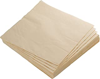 Exquisite 300 Pack of Beverage Paper Napkins The 2 Ply Party Napkins are Highly Absorbent and Available in a Wide Range of Vibrant Colors - Ivory Napkins