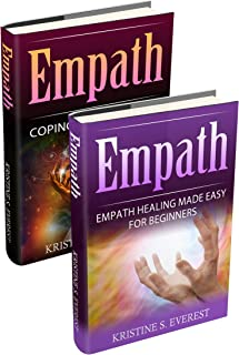 Sensitive People: Coping With Distress, Empath Healing Made Easy For Beginners (Maintaining Energetic Boundaries, Life Strategies, Nurturing Your Gift)