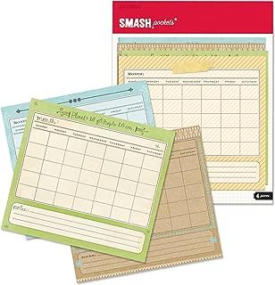 K&CompanySmash Pockets, Calendar
