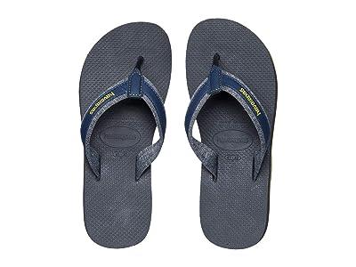Havaianas Urban Material Sandal (Black) Men
