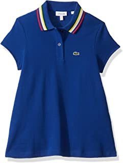 Lacoste Girls Feminine Semi Fancy Polo Shirt
