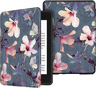 Fintie Etui do Kindle Paperwhite (10. generacji – 2018) – najcieńszy i najlżejszy pokrowiec ochronny z funkcją automatyczn...