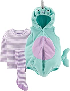 narwhal baby costume
