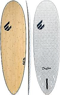 ECS Boards – Drifter V-Flex Short Surfboard – Shortboard Surfing Board for Longboarders