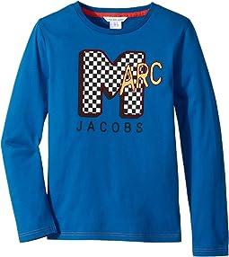 Little Marc Jacobs - MTV Style Long Sleeve T-Shirt (Little Kids/Big Kids)