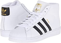 adidas Originals Kids Pro Model J (Big Kid)