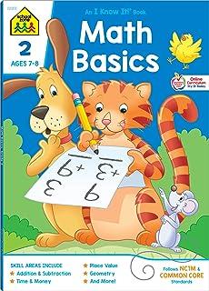 Math Basics 2 Deluxe Edition Workbook