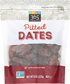 pitted medjool dates