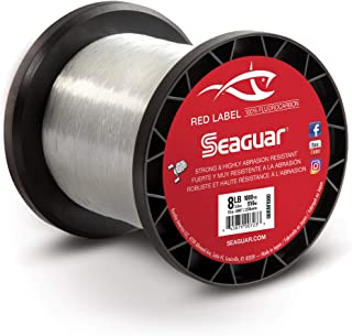 Seaguar Red Label Fluorocarbon 1000-Yards Fishing Line (8-Pounds)