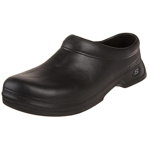 78def28c245 Skechers for Work Men s Balder Slip Resistant Work Clog