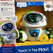 Fisher Price Fkc37 Think And Learn Teach N Tag Movi Activity Mobile Kids Robot Educational Toy With Music And Lights Interactive Games 3 Year Amazon Basics C Cell Alkaline Batteries Pack Of 12