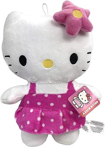 venta al por mayor barato Brand New Hello Kitty Ballerina with Bow Licensed Plush 12 12 12 Inches Nwt by Hello Kitty  ahorrar en el despacho
