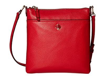 Kate Spade New York Polly Small Swing Pack (Hot Chili) Bags