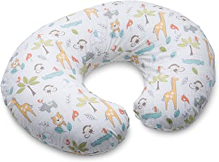 Boppy Original Pillow Cover, Jungle Beat, Cotton Blend Fabric with allover fashion, Fits ALL Boppy Nursing Pillows and Positioners