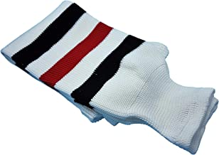 Hockey Socks Knit - Senior/Junior Sizes, Multiple Colors